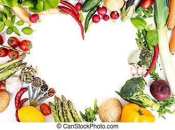 legumes, branca