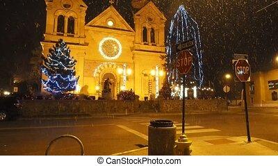Santa Fe Cathedral Basilica - Cathedral Basilica of Saint...