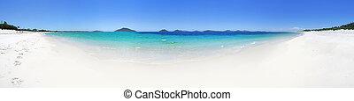 Stephens, vistas,  jimmys, panorámico,  180, playa, puerto