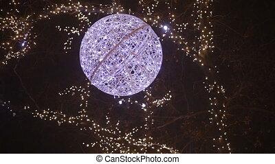 Illumination in trees
