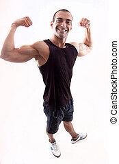 dubbel,  biceps