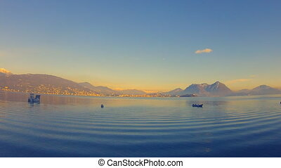 Lago Maggiore Italy Beautiful landscape - Nice place to walk...