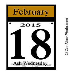 2015 ash wednesday icon - 2015 calendar date ash wednesday...