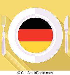 kitchen of Germany