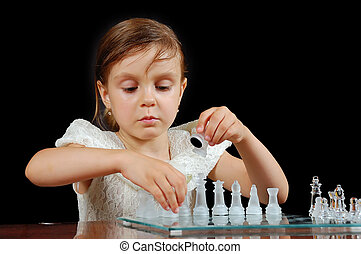 studying chess