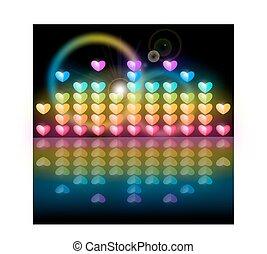 Heart equalizer