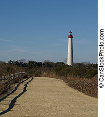 Lighthouse Boardwalk