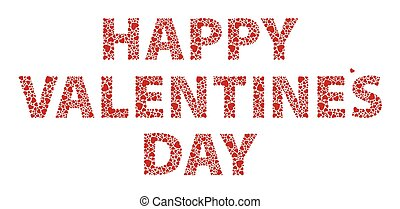 Happy Valentines Day - Happy valentines day heart text