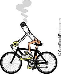 Cigarette sport - Creative design of Cigarette sport