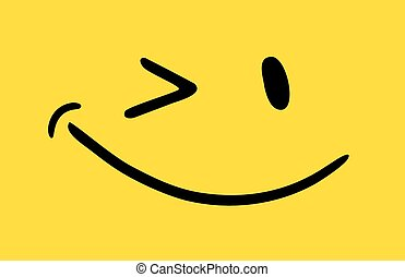 Happy face - Creative design of Happy face