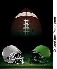 American Football National Championship - American Football...