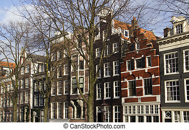 Amsterdam Mansions, Holland