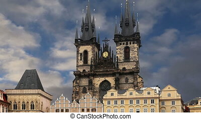 Church of Mother of God, Prague - The gothic Church of...