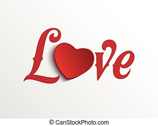 Valentine Day I Love you Heart - Vector - Valentine Day I...