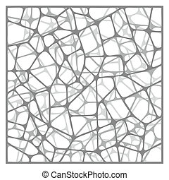 tissue - abstract compound or tissue as decorative element