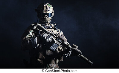 especial, fuerzas, soldado,