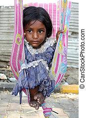 Swinging in Poverty