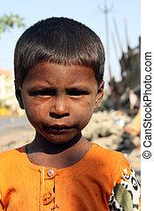 Poverty Portrait