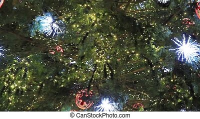 Christmas Tree lights - 	Christmas Tree lights