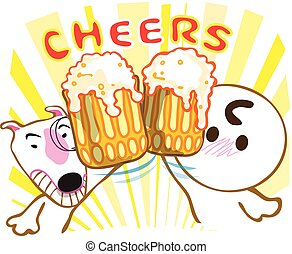 Congratulations Cheers - We have Congratulations party and...