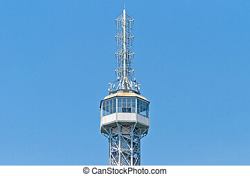 Petrin Lookout Tower - Lookout Tower located at Petrin Hill