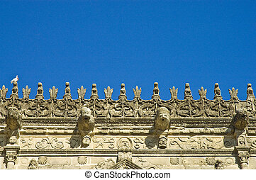 Casa de las Torres, Ubeda - Casa de las Torres located at...