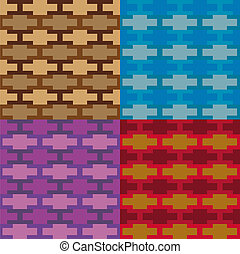 Native American Pattern image