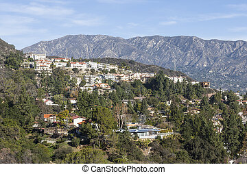 Southern California Hillside Homes - Upscale Los Angeles...