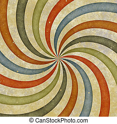abstract swirl backgrounds with vintage paper texture