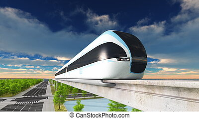 monorail - image of monorail