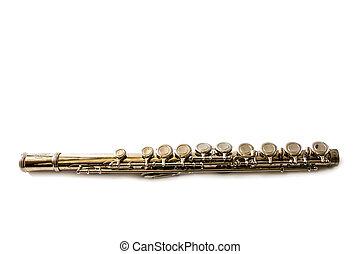 Part of flute