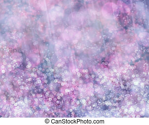 Beautiful abstract bokeh background of holiday  lights