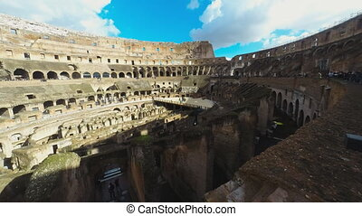 Colosseum - The Colosseum is one of Romes most popular...