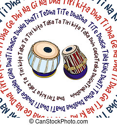 Indian musical instruments - Tabla - indian musical...
