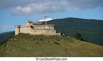 Castle of Krasna Horka - Krasna Horka castle is still not...