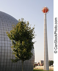 Naismith Basketball Hall Of Fame in Springfield