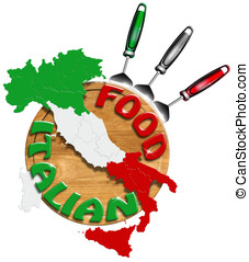 Clip Art Italian Food Clip Art italian food illustrations and clipart 17190 food
