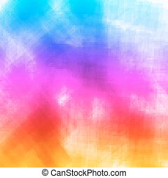Abstract vector background, colorful art illustration eps10