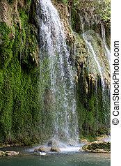 Kursunlu Waterfall Nature Park near Antalya Turkey