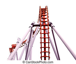 roller coaster - The details of The Roller Coaster in the...