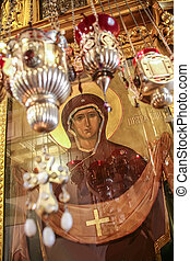 Orthodox icon and icon lamps - orthodox icon and icon lamps...