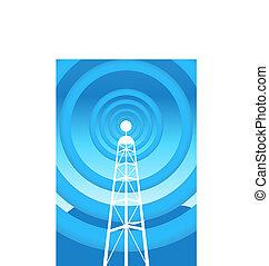 Transmission image.