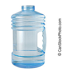 Water Jug isolated on a white background