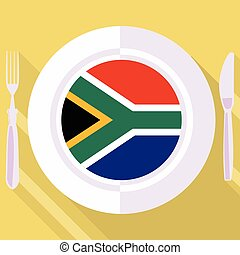 kitchen of South Africa