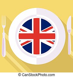 kitchen of Great Britain