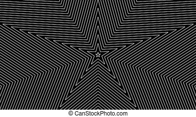 Concentric-15n - Loopable seamless cyclic animated sequence...