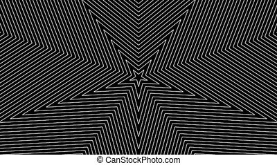 Concentric-16n - Loopable seamless cyclic animated sequence...