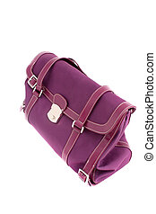 Designer fuschia purse - Fushia colored designer handbag on...