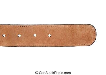 Belt Buckle - A close up shot of a belt buckle