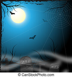 spooky background design - spooky halloween background for...